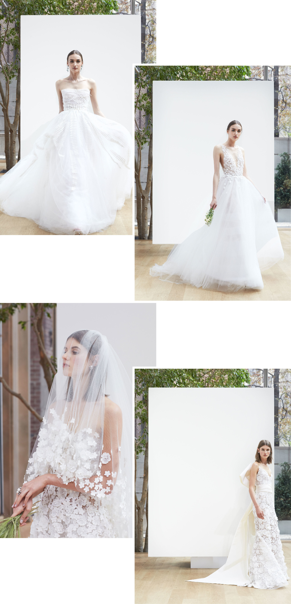 Bridal Week: The Unconventional but Beautiful New Wedding Dress ...