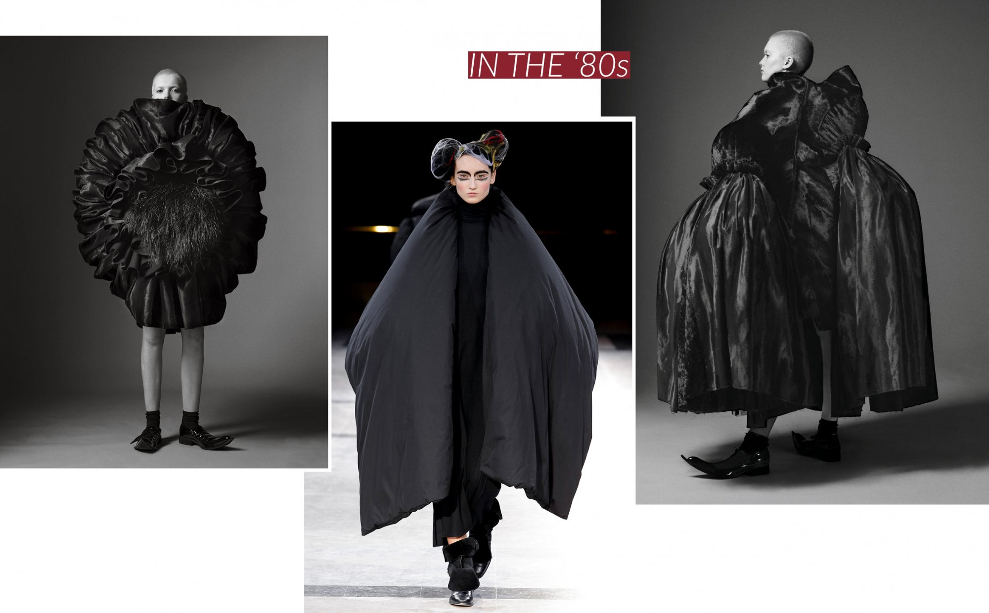 Capes and Cloaks: the