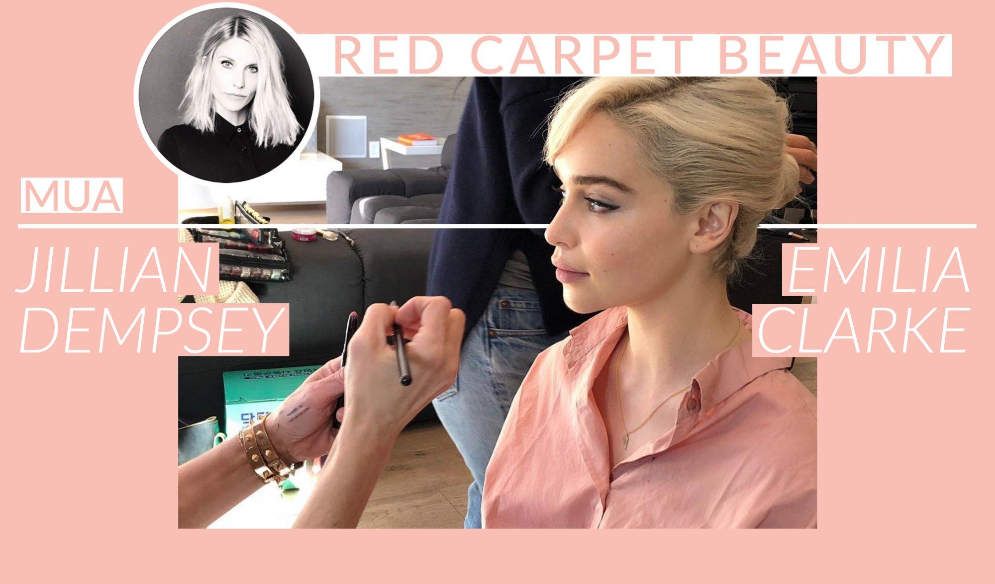 Jillian Dempsey Emilia Clarke Makeup