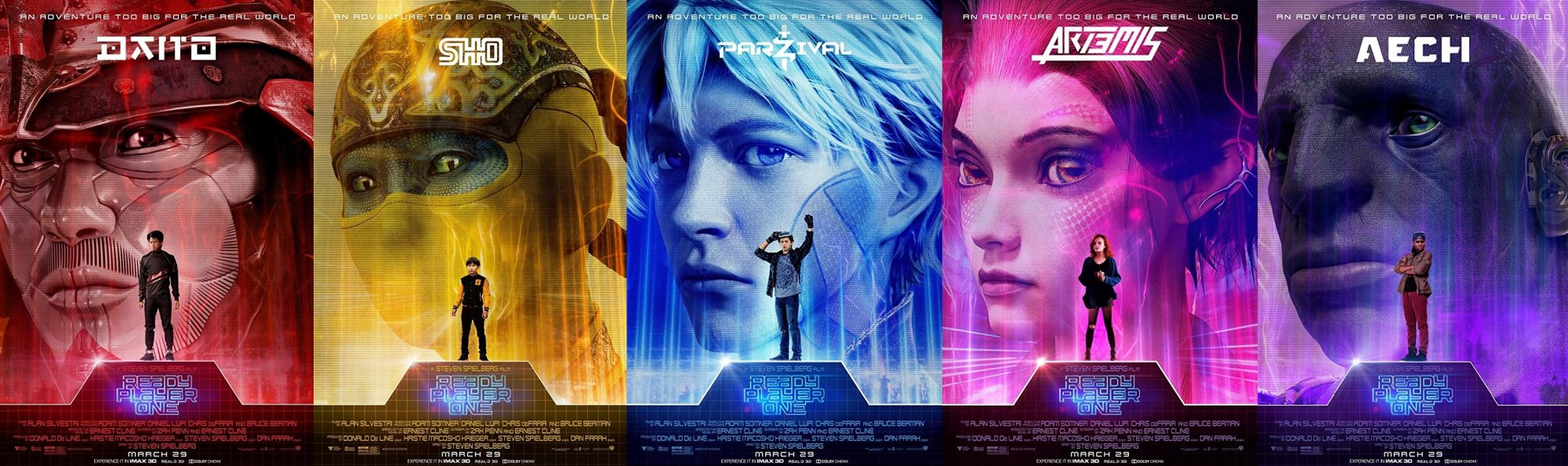Future Man Review >> 'Ready Player One' Review: Future is Past | The Italian Rêve