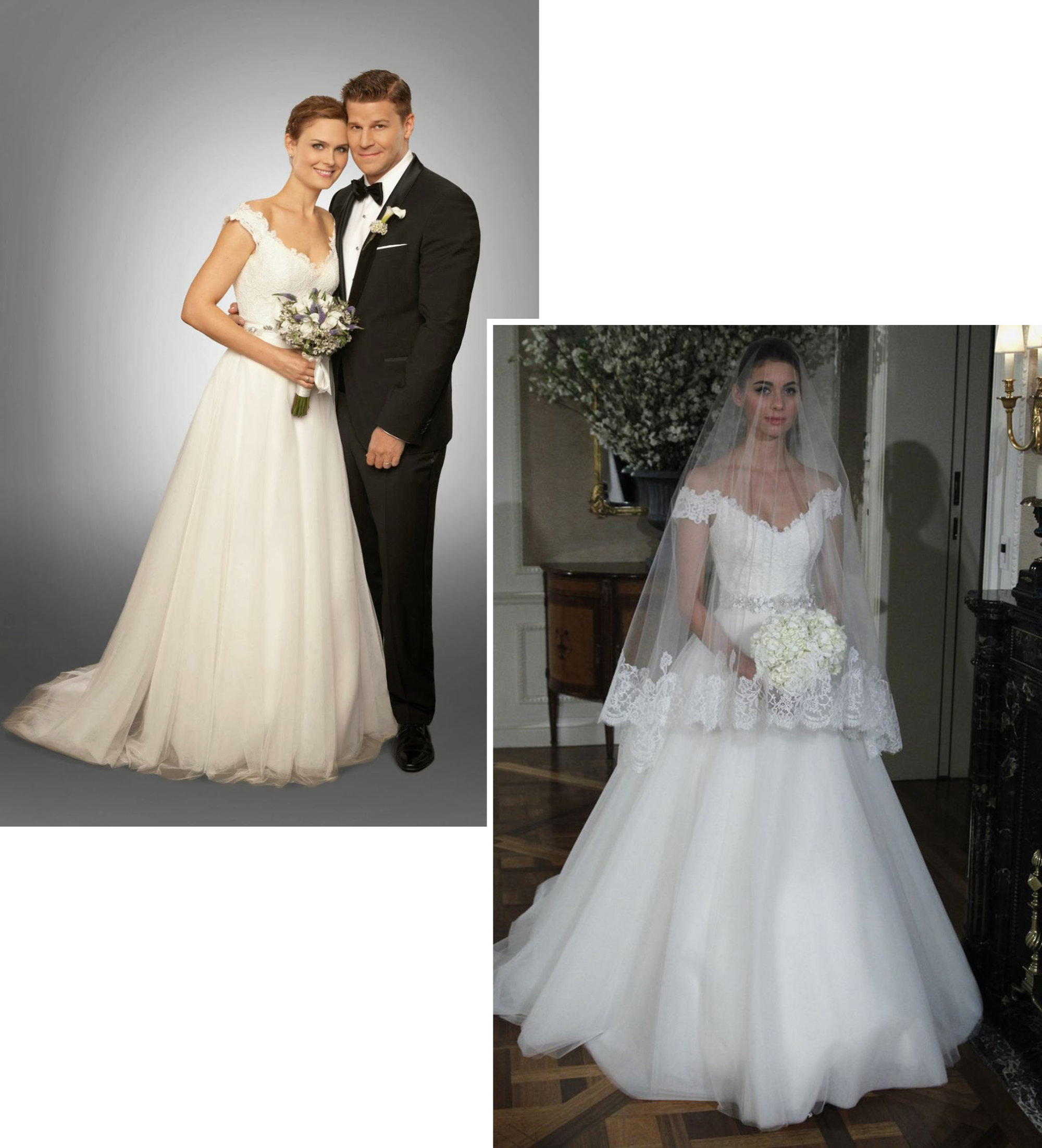 Yes I Do The 12 Most Beautiful Wedding Dresses From Tv Series