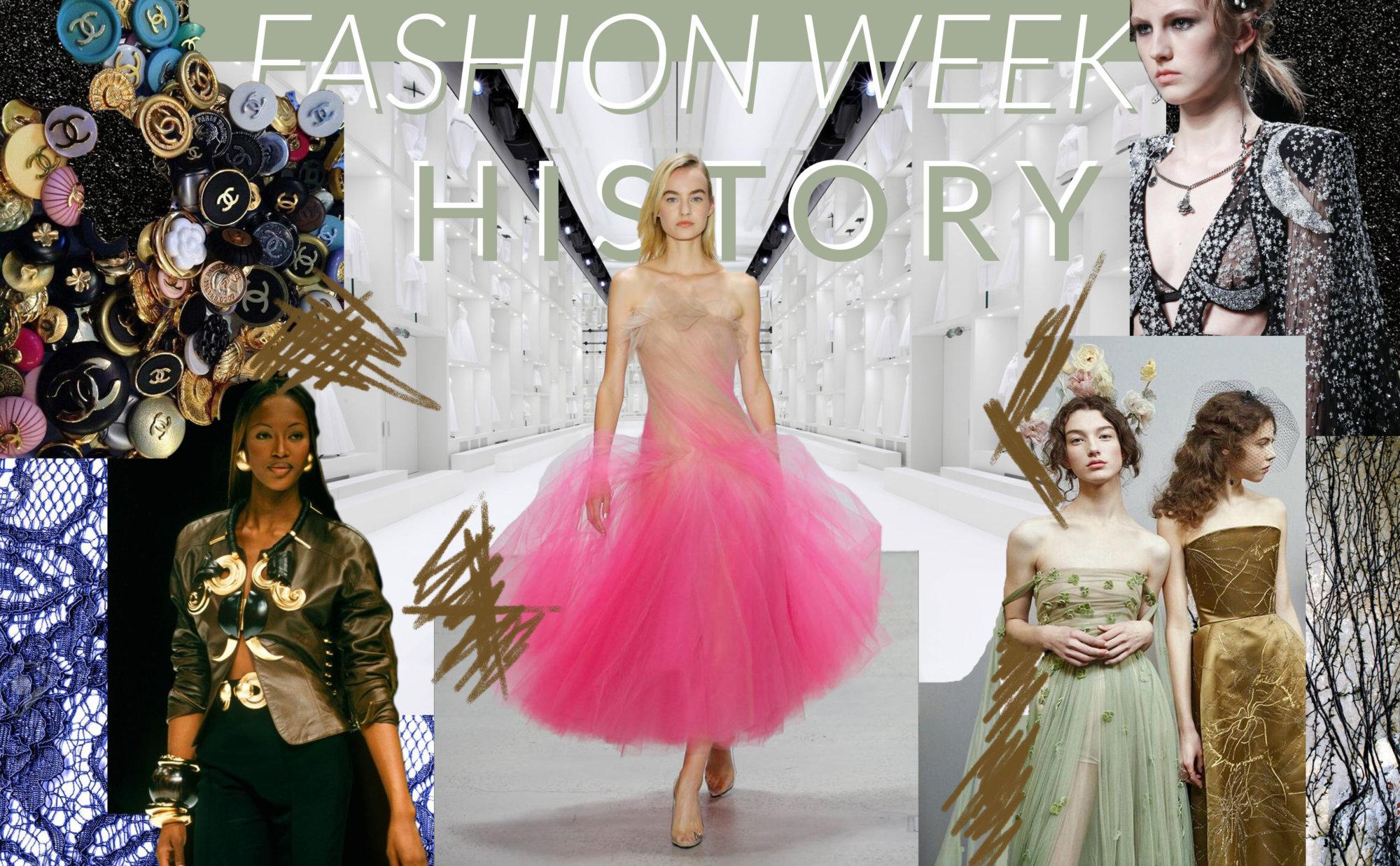 bececd5520 Fashion Week: la Sua Storia ed Evoluzione | The Italian Rêve