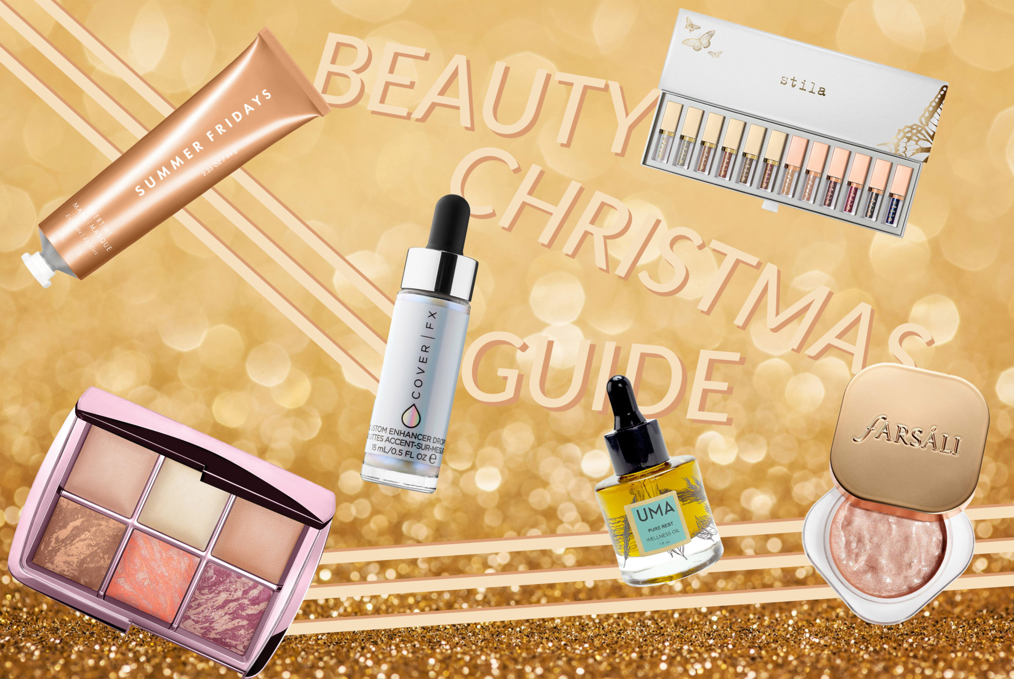 Your Beauty Gift Christmas Guide | The Italian Rêve