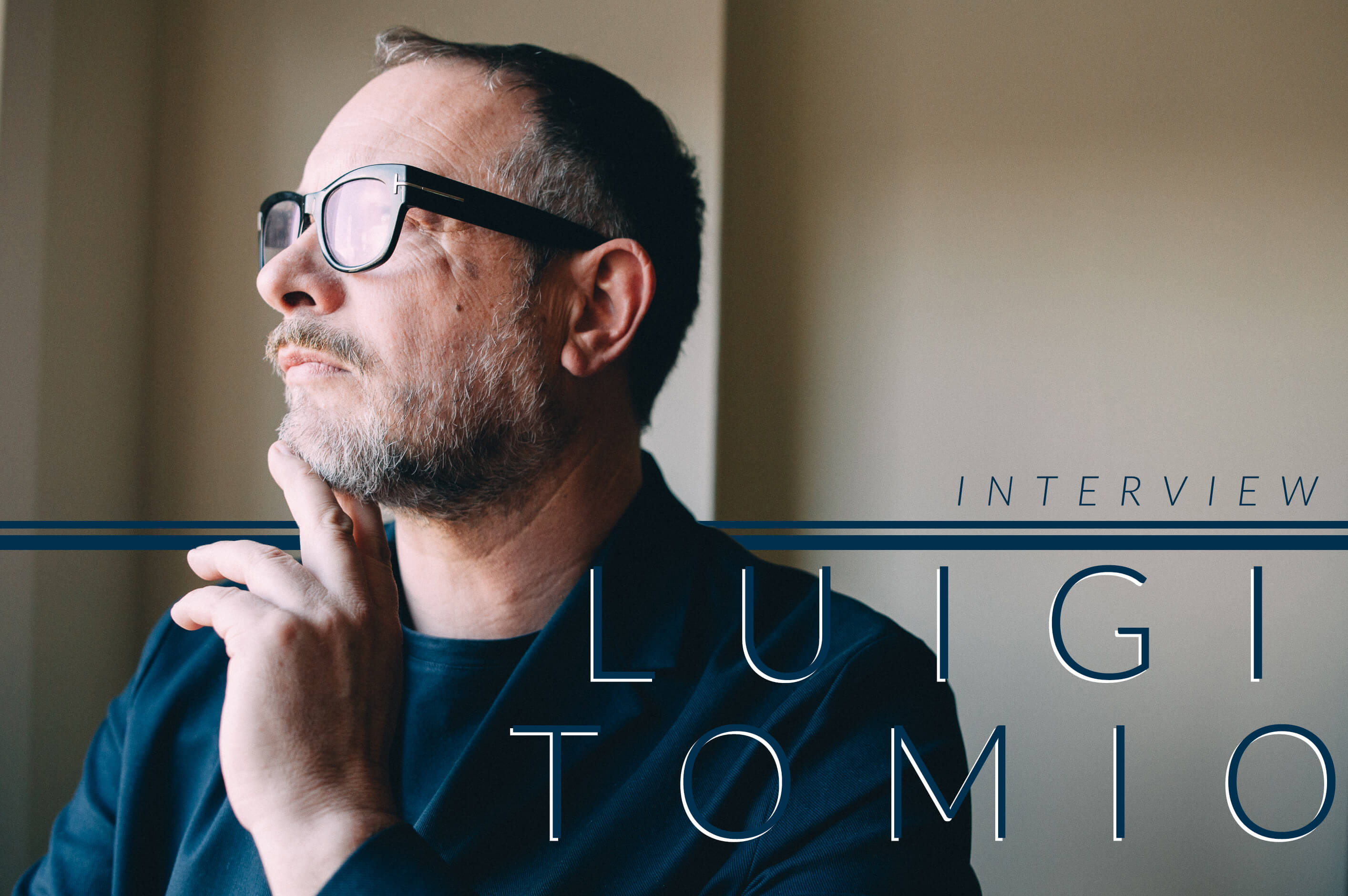 Luigi Tomio, Estée Lauder Global Pro Makeup Artist, is the man from whom you can learn the biggest number of genius tricks for your makeup, but not only.