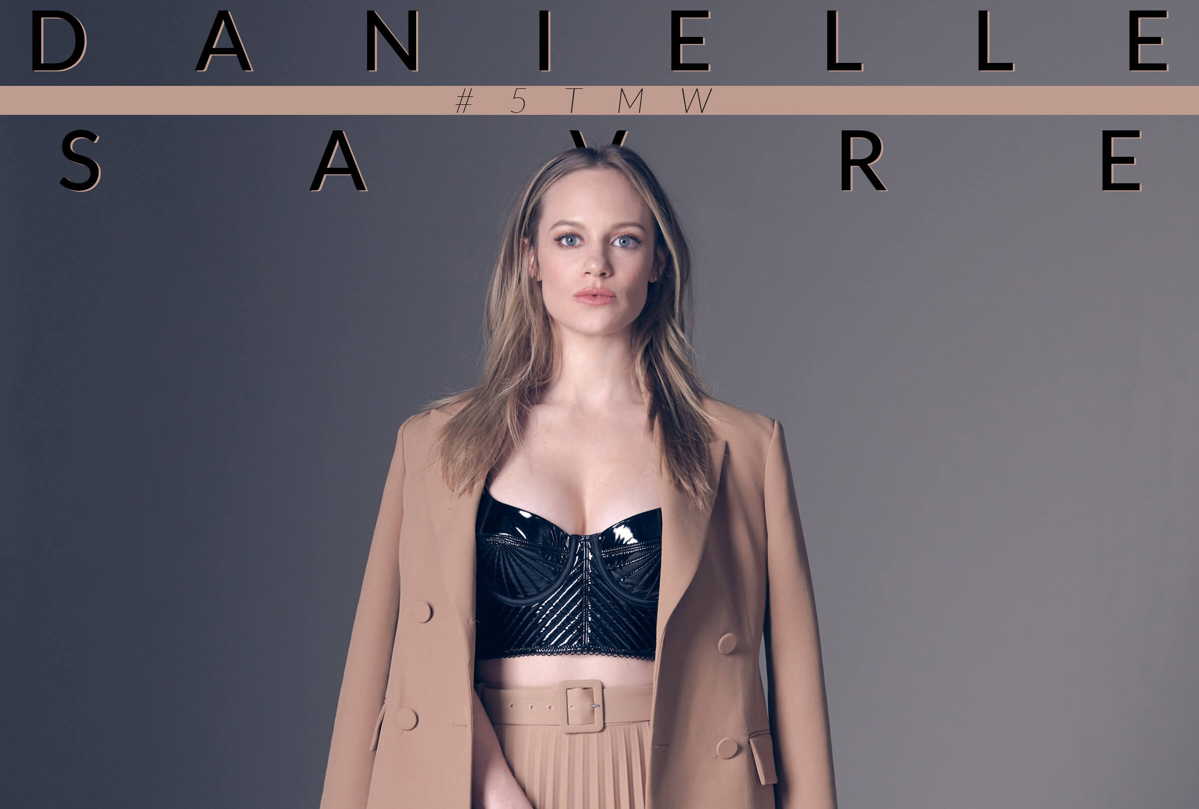 The Italian Rêve – 5 Talkie Minutes With Danielle Savre: From Playing a  Hero in 'Station 19' to Making a Documentary on IRL Heroes – 5 Talkie  Minutes With...