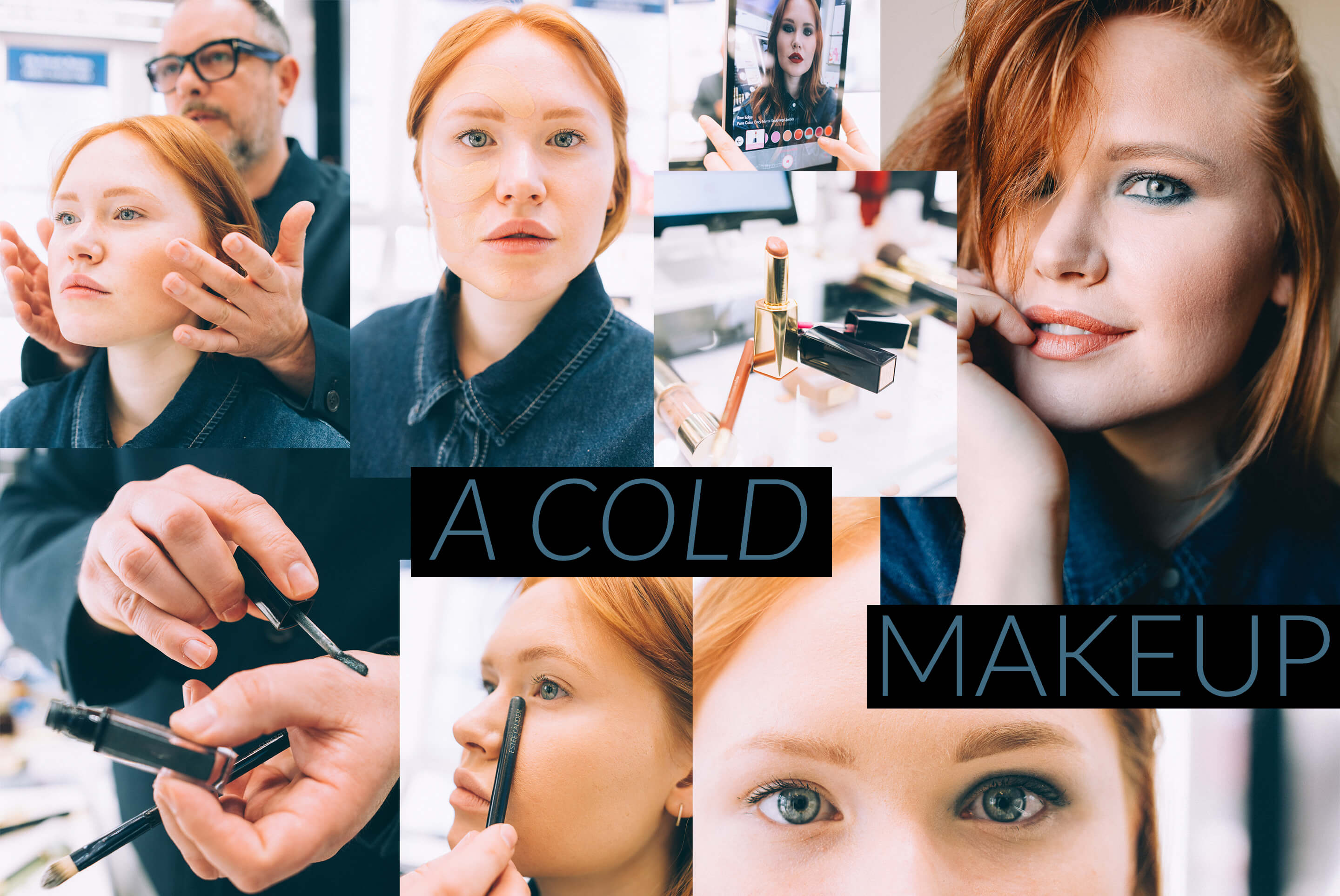 A few weeks ago we had the pleasure to interview Luigi Tomio about his career and his steps as Estée Lauder's Global Pro make-up artist.