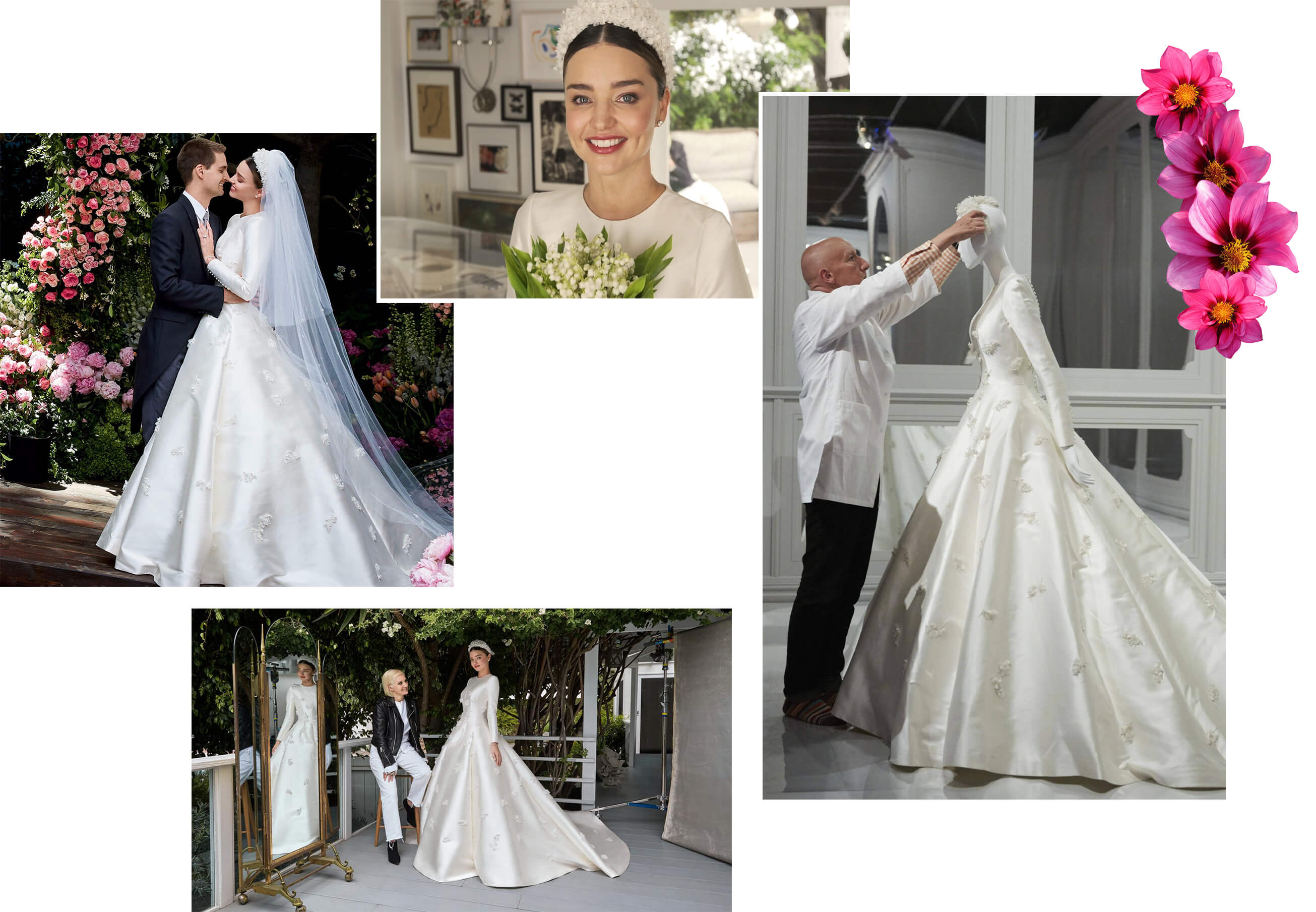 The Italian Reve The Most Astonishing Wedding Dresses Of All The